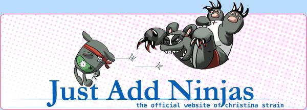 just add ninjas